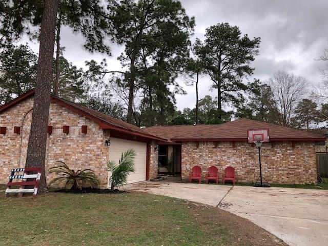 4722 Lost Lake Lane, Spring, TX 77388 (MLS #28856762) :: Fanticular Real Estate, LLC