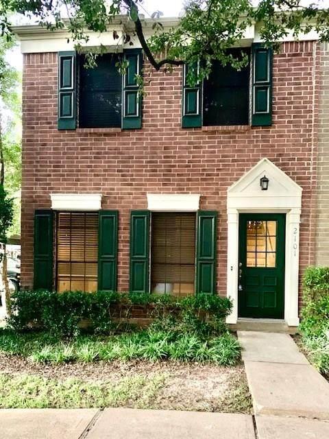 2930 Grants Lake #2101, Sugar Land, TX 77479 (MLS #29071091) :: Homemax Properties