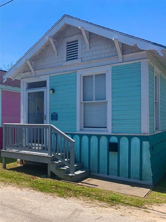 1312 26th Street Rear, Galveston, TX 77550 (#29113518) :: ORO Realty