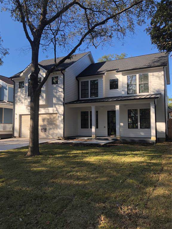 1702 Woodcrest Drive, Houston, TX 77018 (MLS #29123231) :: Texas Home Shop Realty
