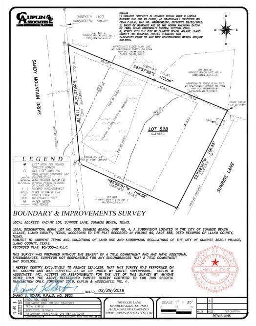 809 Sunrise Lane, Sunrise Beach Village, TX 78643 (MLS #29129503) :: Michele Harmon Team