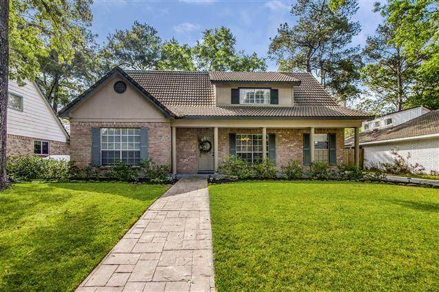 3534 Haven Pines, Kingwood, TX 77345 (MLS #29271771) :: The Parodi Team at Realty Associates