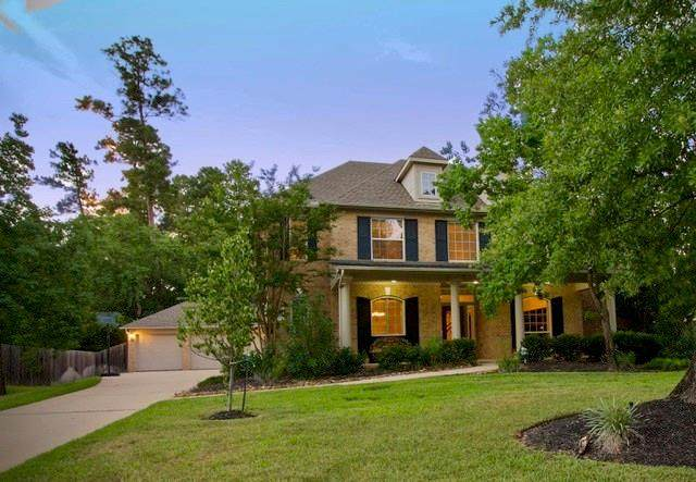 34 Wyckham, The Woodlands, TX 77382 (MLS #29600080) :: Green Residential