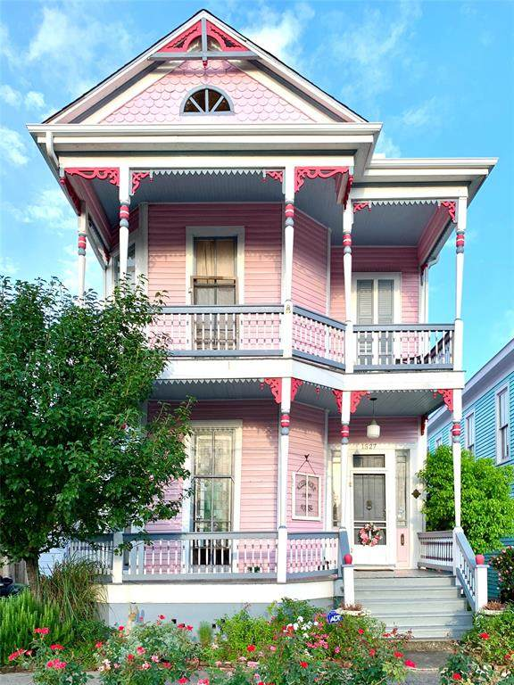 1527 21st Street, Galveston, TX 77550 (MLS #29857784) :: The Heyl Group at Keller Williams