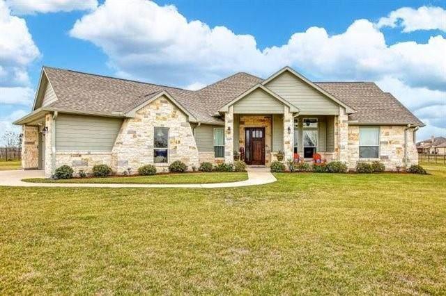 16003 Three Oaks Boulevard, Santa Fe, TX 77517 (MLS #29898920) :: The SOLD by George Team