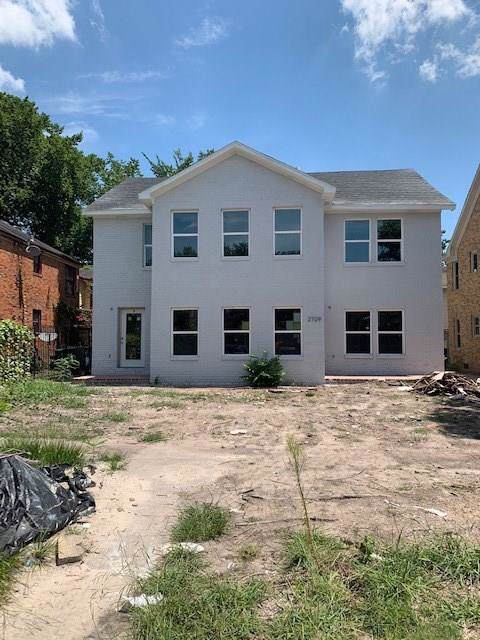 2709 Cleburne Street, Houston, TX 77004 (MLS #29981545) :: Connect Realty