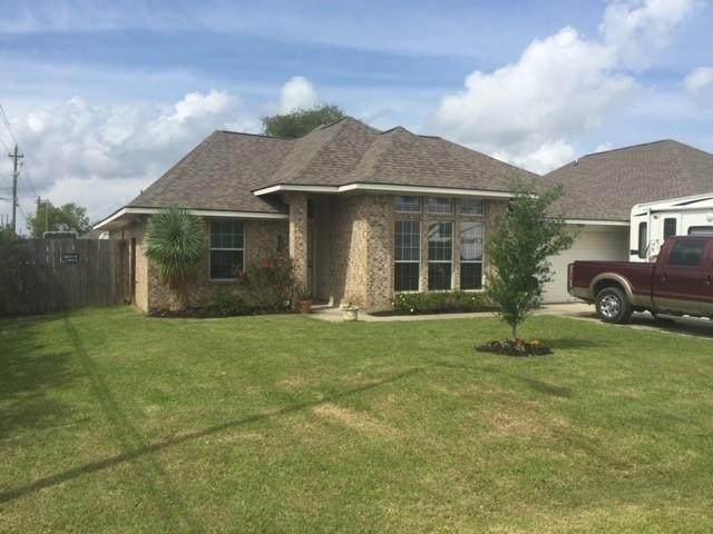 13326 Mandy Lane, Santa Fe, TX 77510 (MLS #30225124) :: Homemax Properties