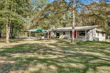 4667 Fm 1818, Diboll, TX 75941 (MLS #30305893) :: The SOLD by George Team