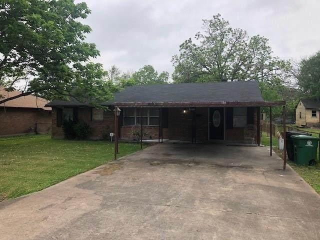 7338 Saint Louis Street, Houston, TX 77028 (MLS #30528632) :: Green Residential
