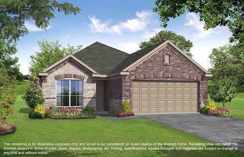 3027 Bugatti Drive, Katy, TX 77493 (MLS #30573506) :: TEXdot Realtors, Inc.