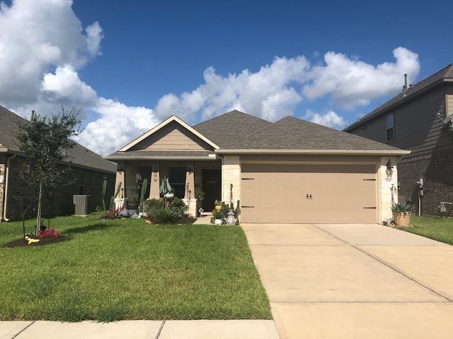2610 Yellow Pear Way, Fresno, TX 77545 (MLS #30701077) :: Giorgi Real Estate Group