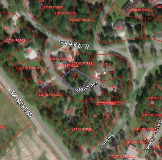 00 Longleaf Drive, Brookeland, TX 75931 (MLS #30749065) :: Caskey Realty