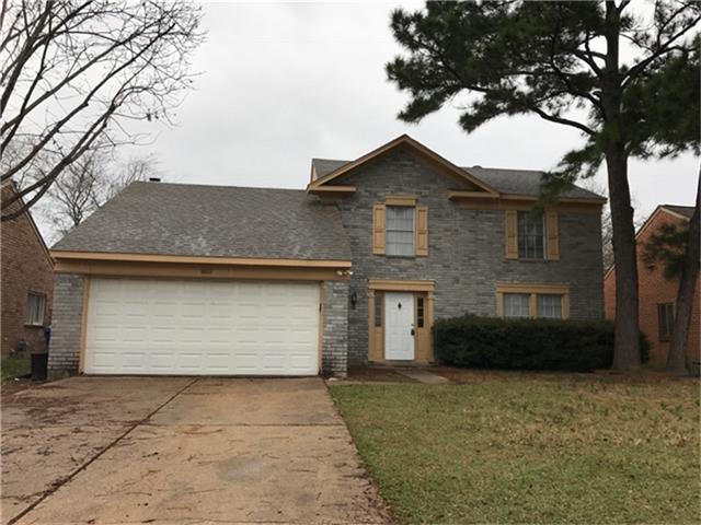 18102 Brooknoll Drive, Houston, TX 77084 (MLS #3075218) :: Texas Home Shop Realty