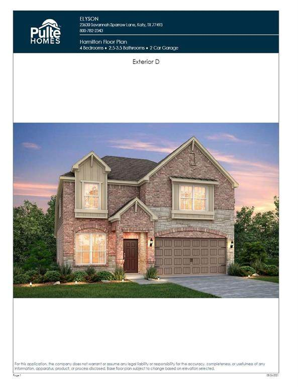 7319 Mayapple Grove Lane, Katy, TX 77493 (MLS #30754032) :: Keller Williams Realty