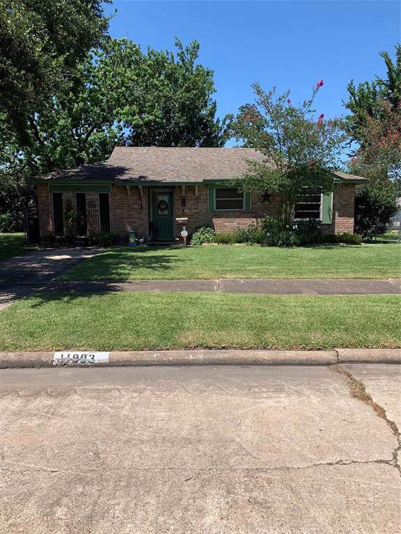 11903 Wessex Drive, Houston, TX 77089 (MLS #30824764) :: The Jill Smith Team