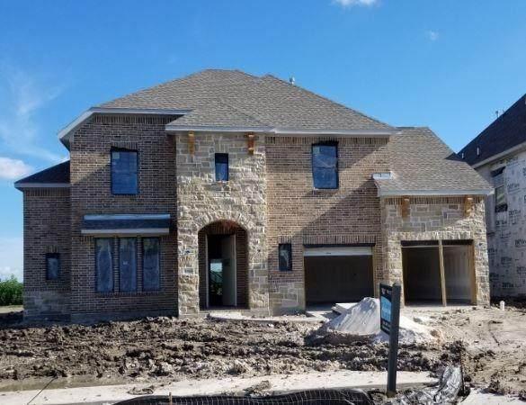 4318 Basin Park Drive, Manvel, TX 77578 (MLS #30896150) :: The Heyl Group at Keller Williams