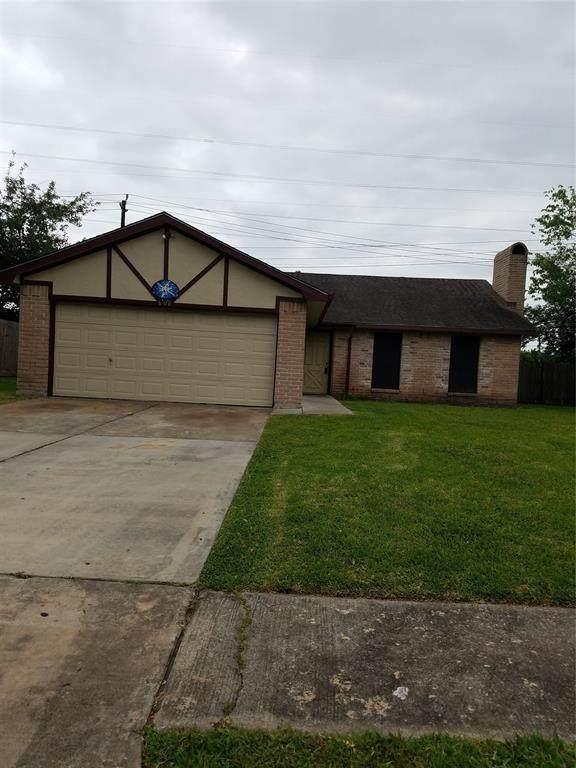 606 Fair Oak Drive, Stafford, TX 77477 (MLS #31044039) :: Guevara Backman