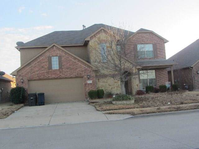 1313 Mesa Crest Drive, Haslet, TX 76052 (MLS #31144290) :: Texas Home Shop Realty