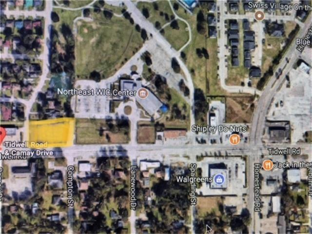 0 E Tidwell Road, Houston, TX 77016 (MLS #31181285) :: Texas Home Shop Realty