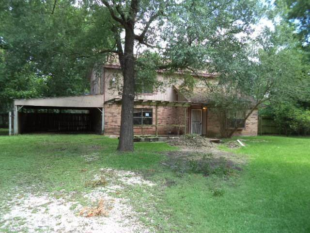 17027 Forest Trail Drive, Channelview, TX 77530 (MLS #31197959) :: The SOLD by George Team