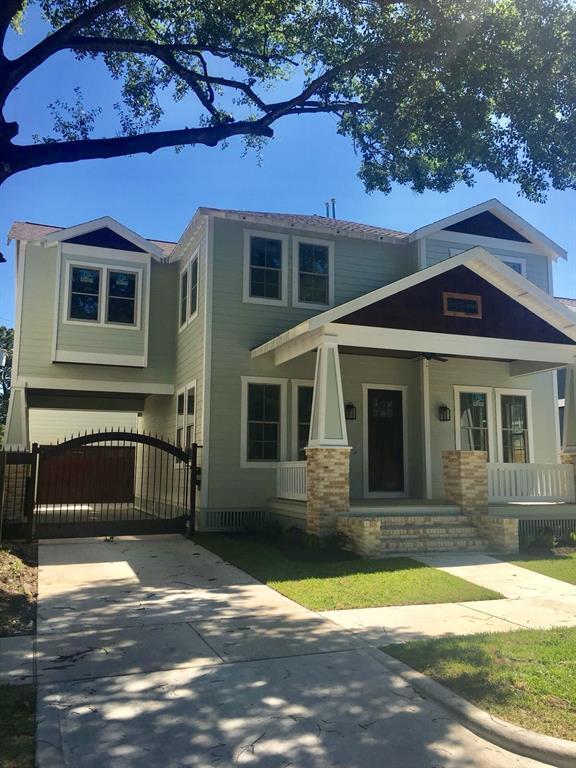 1124 Woodland Street, Houston, TX 77009 (MLS #3120999) :: The Stanfield Team   Stanfield Properties