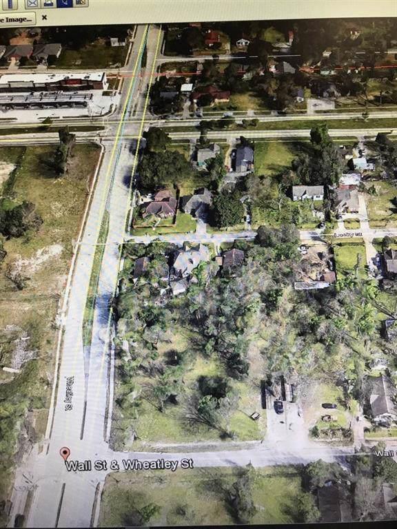 0 Wheatley Street, Houston, TX 77088 (MLS #31341443) :: TEXdot Realtors, Inc.