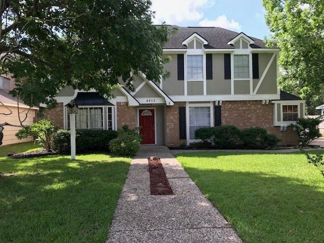 4015 Rolling Terrace Drive, Spring, TX 77388 (MLS #31358866) :: The Heyl Group at Keller Williams