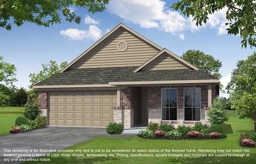 2301 Garden Square Path, Spring, TX 77386 (MLS #31393365) :: Christy Buck Team