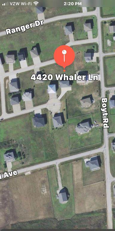 4422 Whaler Lane, Port Bolivar, TX 77650 (MLS #31484191) :: Keller Williams Realty