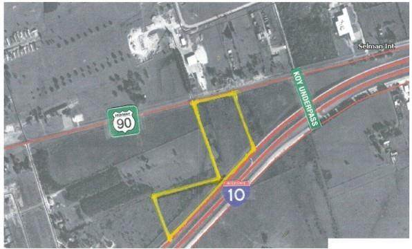 0000 Hwy 90 I-10, Sealy, TX 77474 (MLS #31516316) :: All Cities USA Realty