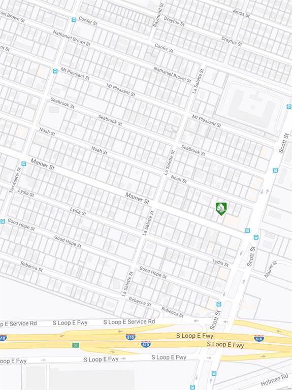 3837 Mainer Street, Houston, TX 77021 (MLS #31699761) :: The Jennifer Wauhob Team