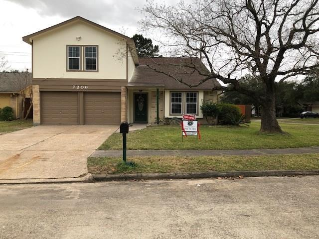 7206 Dogwood Trail Drive, Humble, TX 77346 (MLS #31720113) :: The SOLD by George Team