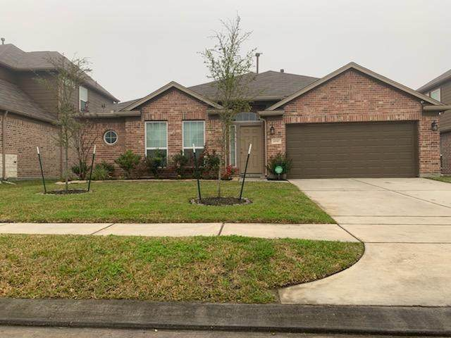 14547 Myers Dr Drive, Houston, TX 77090 (MLS #31727070) :: The SOLD by George Team