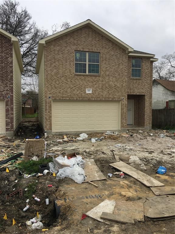 1007 E 36th, Houston, TX 77022 (MLS #31743470) :: Fairwater Westmont Real Estate