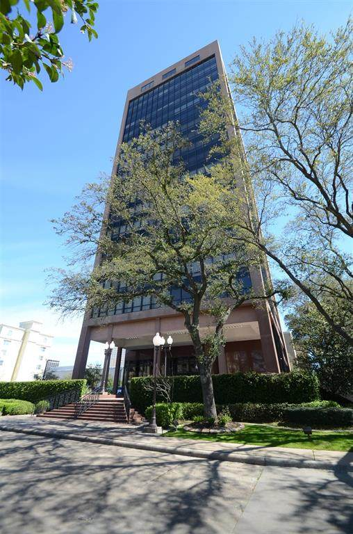 5150 Hidalgo Street #801, Houston, TX 77056 (MLS #31870954) :: The SOLD by George Team