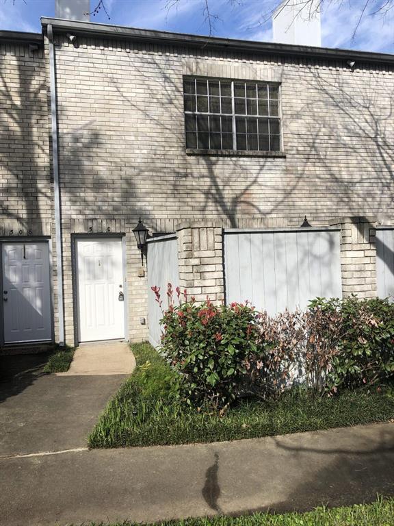 510 Wilcrest Drive #510, Houston, TX 77042 (MLS #31921969) :: Giorgi Real Estate Group