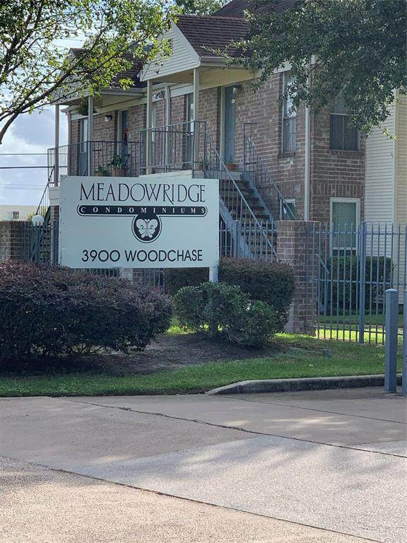 3900 Woodchase Drive #109, Houston, TX 77042 (MLS #32043616) :: Ellison Real Estate Team