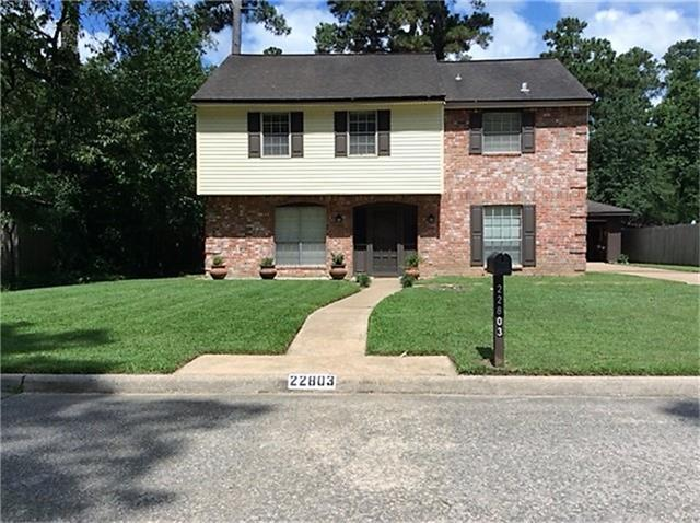 22803 Lemon Grove Drive, Spring, TX 77373 (MLS #32155111) :: Red Door Realty & Associates