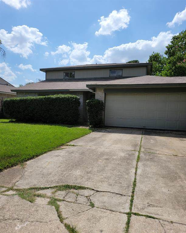 7311 Log Cradle Drive, Houston, TX 77041 (MLS #32183287) :: The Bly Team
