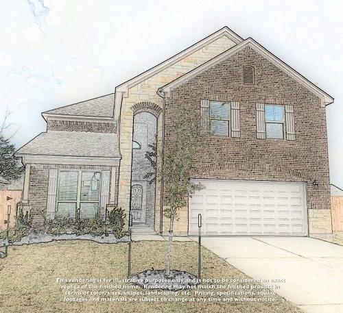 18506 Gardens End Lane, Houston, TX 77084 (MLS #32285349) :: Texas Home Shop Realty