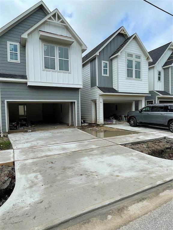 4607 Maxie Street, Houston, TX 77008 (MLS #32382896) :: Lerner Realty Solutions