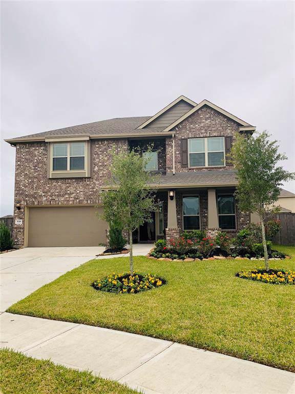 5018 Cardinal Lake Lane, Rosharon, TX 77583 (MLS #32402881) :: Texas Home Shop Realty