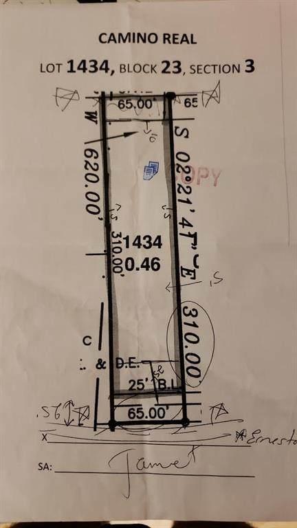 851 Road 5021, Cleveland, TX 77327 (MLS #32431377) :: Ellison Real Estate Team