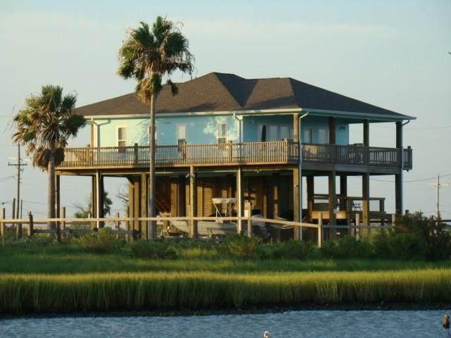 802 18th Street, Port Bolivar, TX 77650 (MLS #32464616) :: Homemax Properties