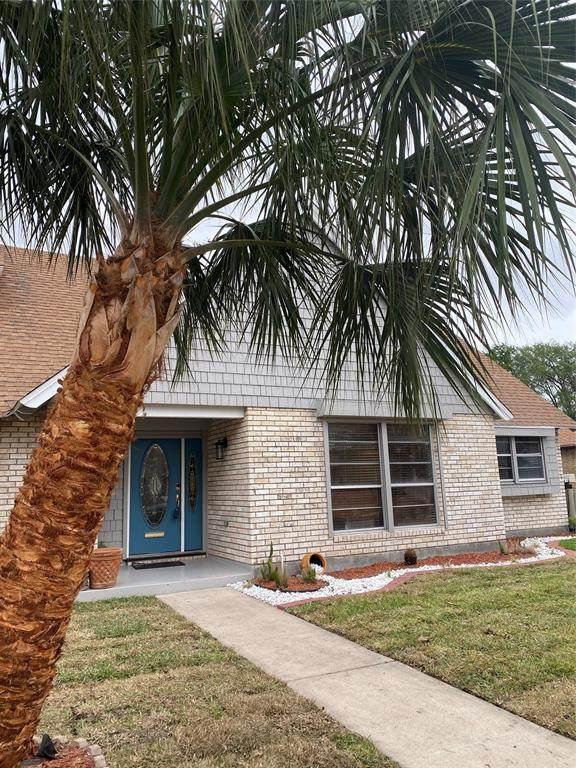 34 W Dansby Drive, Galveston, TX 77551 (MLS #32468720) :: Caskey Realty