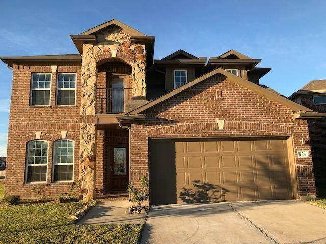 2703 Diamond Vista Lane, Rosharon, TX 77583 (MLS #32509667) :: The Home Branch