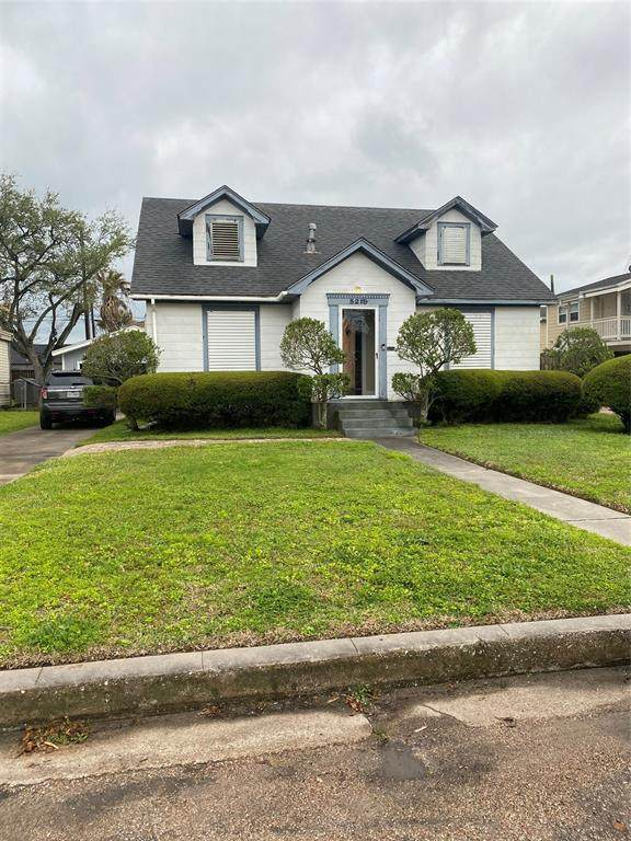 5219 Avenue P 1/2, Galveston, TX 77551 (MLS #32541793) :: Ellison Real Estate Team
