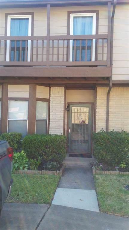 12300 Brookglade Circle #81, Houston, TX 77099 (MLS #32567871) :: Texas Home Shop Realty