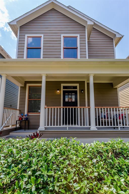 1025 W 15th 1/2 Street, Houston, TX 77008 (MLS #32664412) :: Texas Home Shop Realty