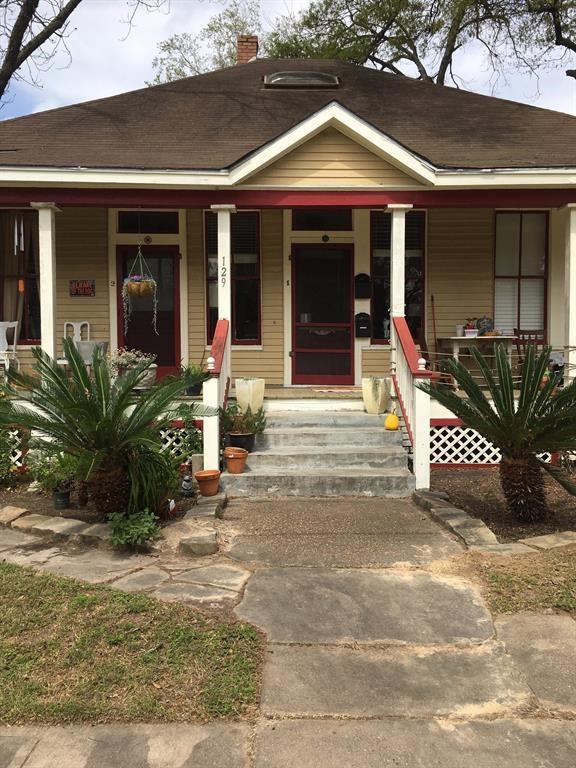 129 Payne Street, Houston, TX 77009 (MLS #32764122) :: The SOLD by George Team